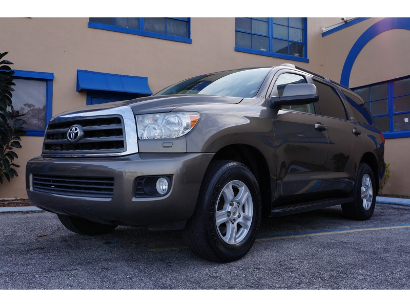 Toyota Sequoia 2012 price Call for Price