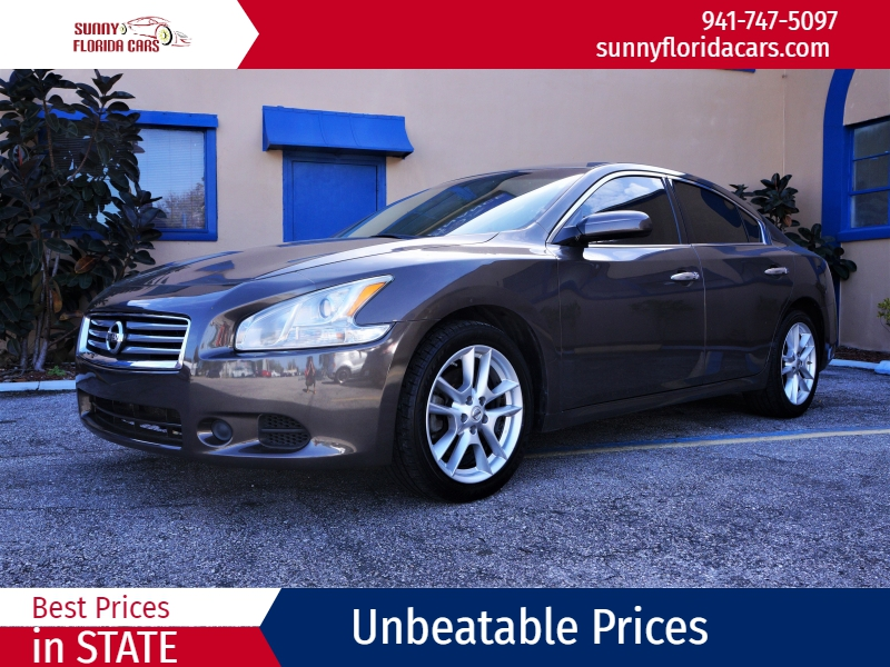 Nissan Maxima 2013 price Call for Price
