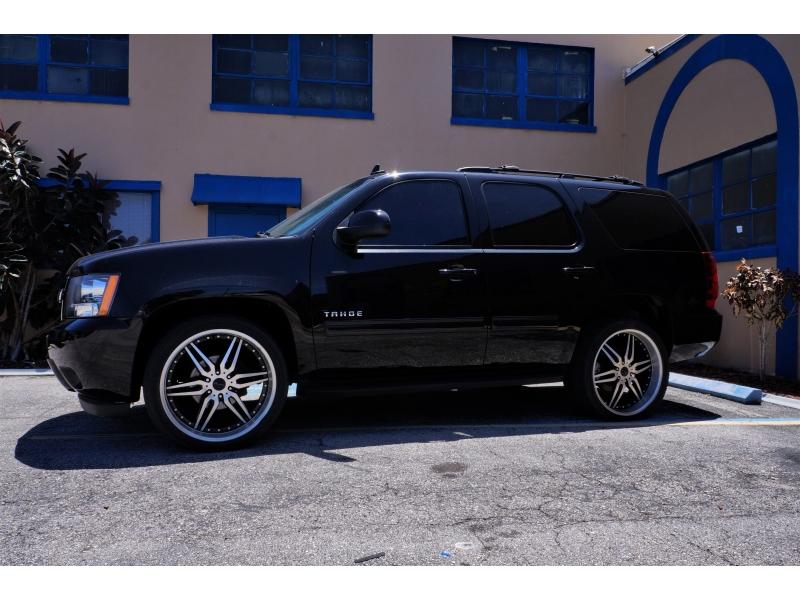 Chevrolet Tahoe 2011 price $12,900
