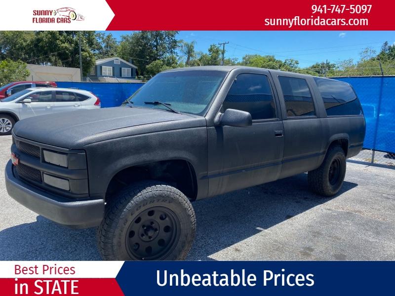 Chevrolet Suburban 1995 price $3,000