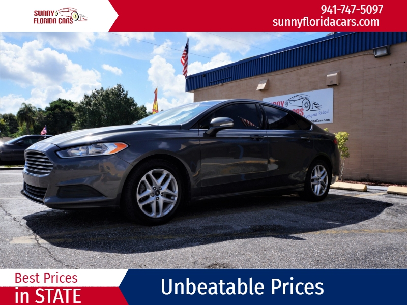 Ford Fusion 2016 price Call for Price