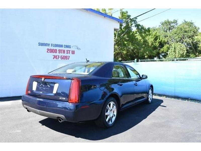 2006 Cadillac Sts V6 Inventory Sunny Florida Cars