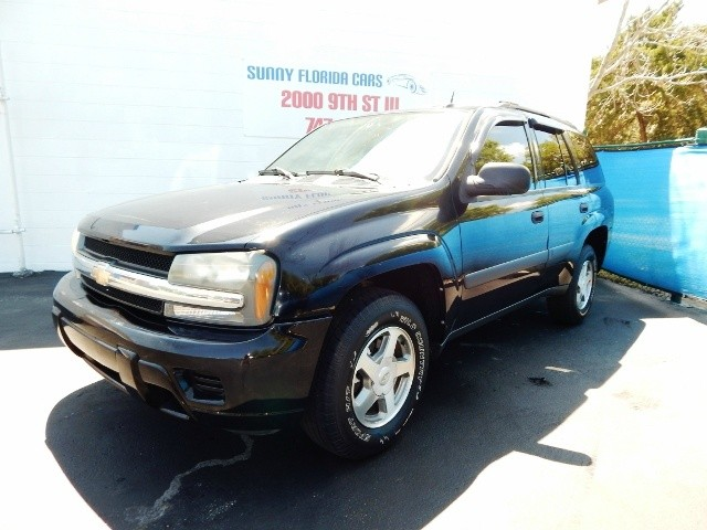 Chevrolet TrailBlazer 2005 price $4,000