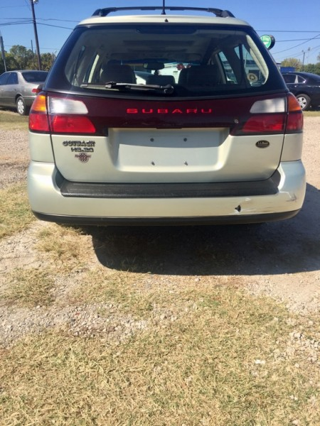 Subaru Legacy Wagon (Natl) 2004 price $6,950