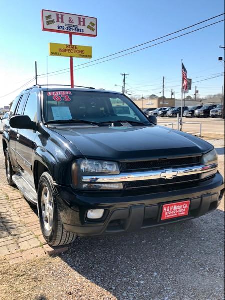 Chevrolet TrailBlazer 2003 price $6,950