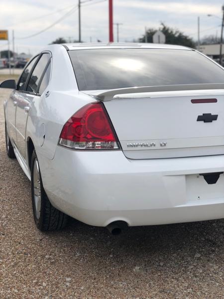 Chevrolet Impala 2012 price $8,950