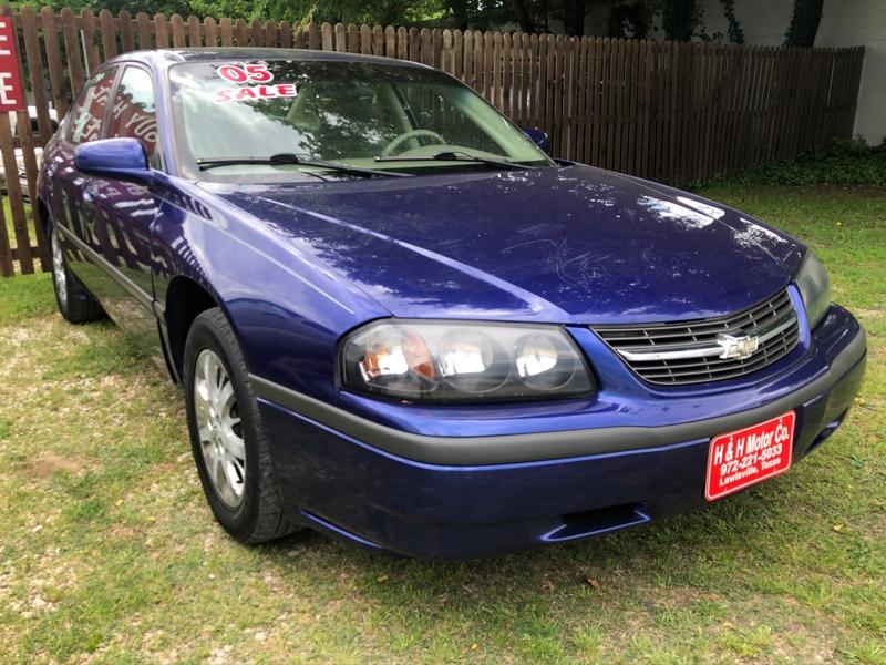Chevrolet Impala 2005 price $2,200 Cash