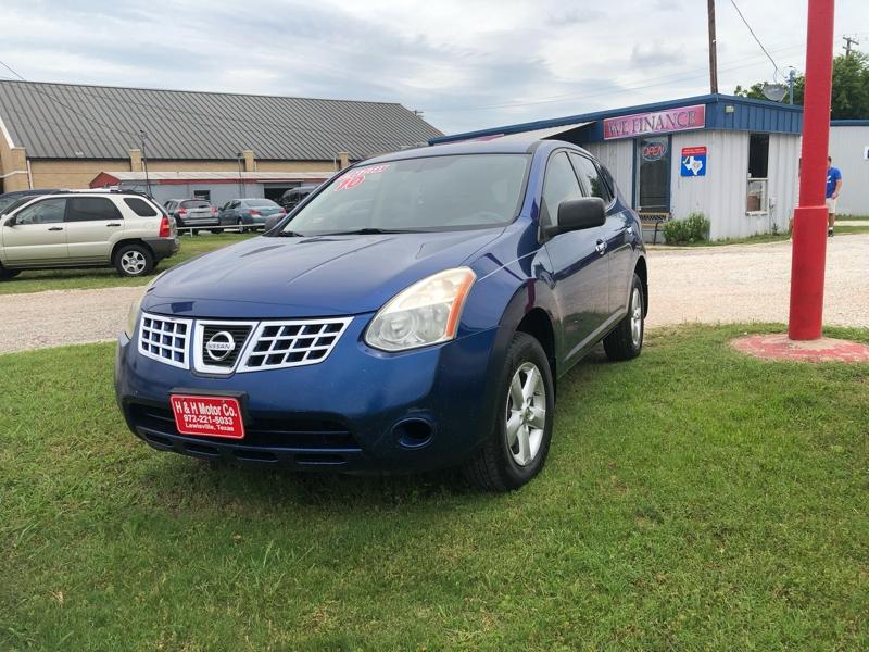 Nissan Rogue 2010 price $8,950