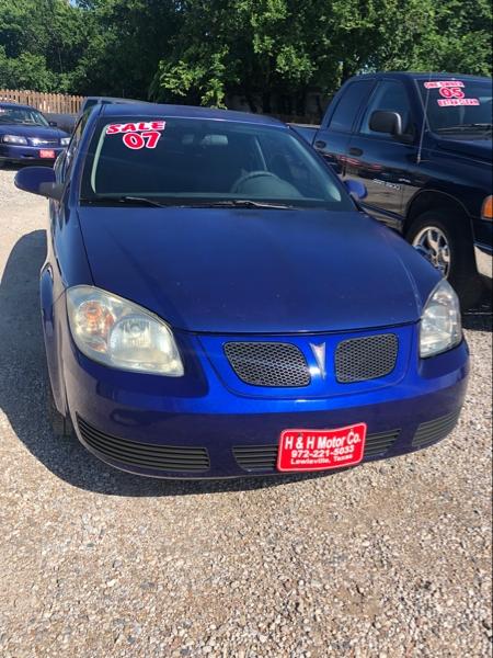 Pontiac G5 2007 price $0