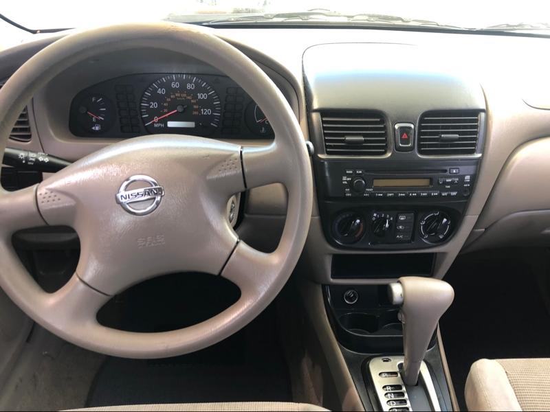 Nissan Sentra 2006 price $4,950