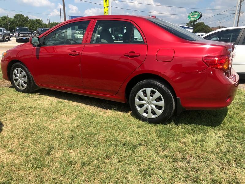 Toyota Corolla 2009 price $9,950