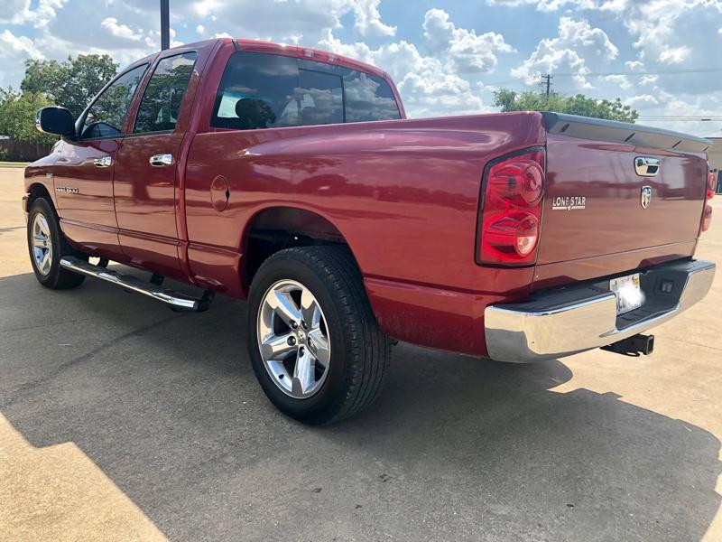 Dodge Ram 1500 2007 price $11,500