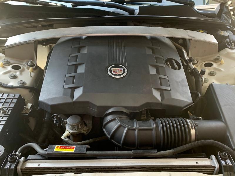 Cadillac CTS Sedan 2013 price $14,500