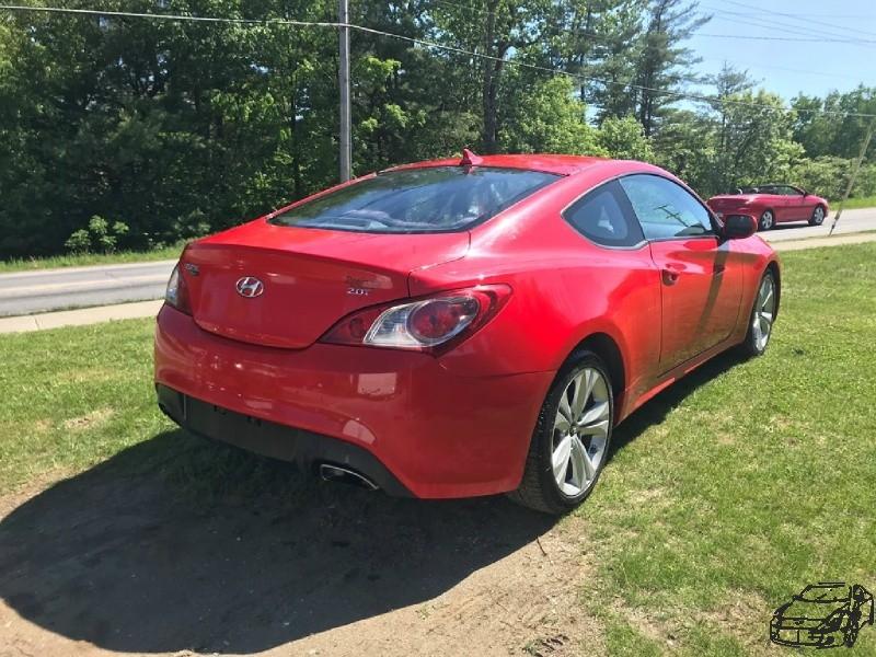 Hyundai GENESIS 2010 price $4,995