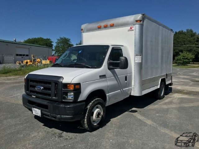 2010 Ford Econoline Commercial Cutaway