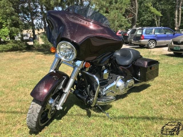 2011 Harley-Davidson Street Glid