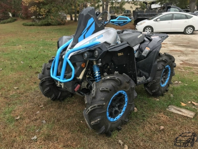 2016 Can-Am Renegade