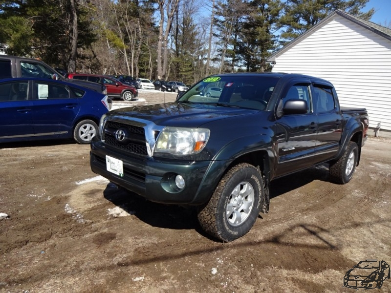 maintenance required toyota tacoma 2010