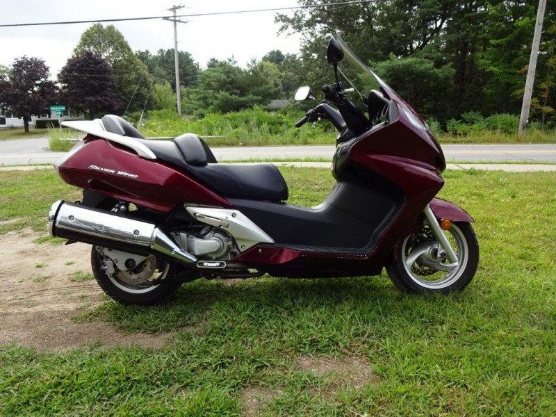 Honda Silver Wing 2009 price $3,985