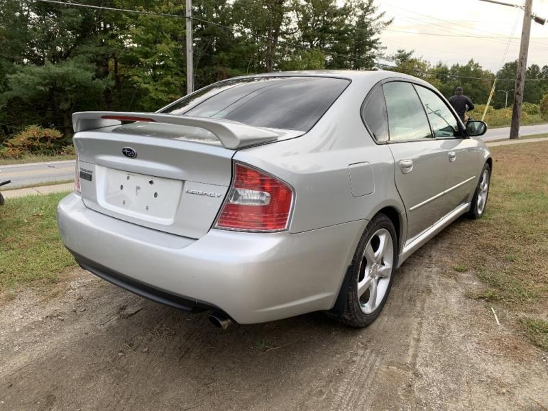Subaru Legacy 2006 price $4,985