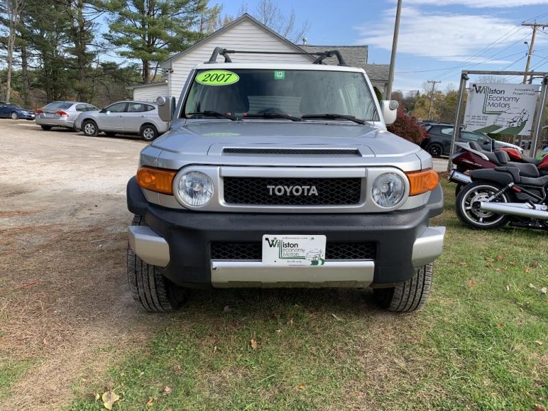 Toyota FJ Cruiser 2007 price $8,995