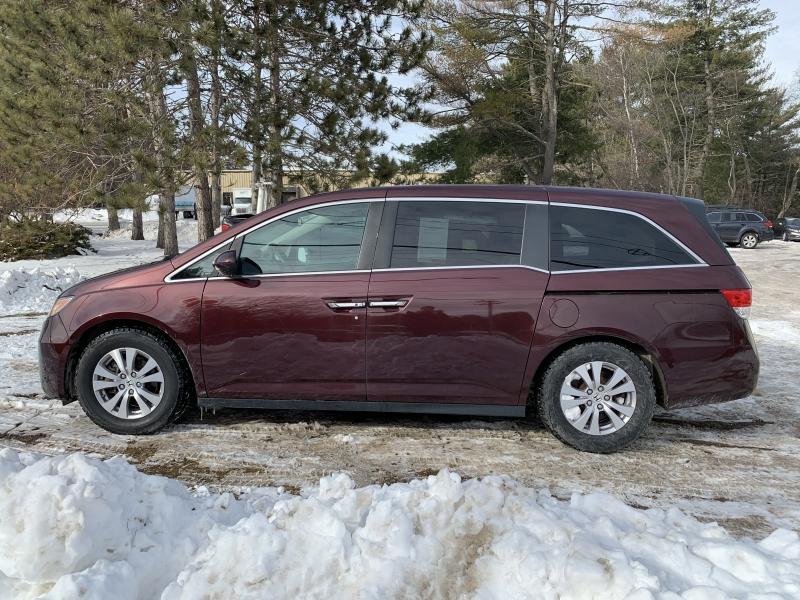 Honda Odyssey 2014 price $14,985
