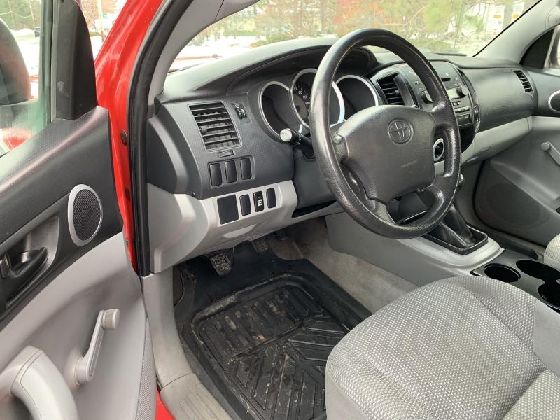 Toyota Tacoma 2007 price $9,985