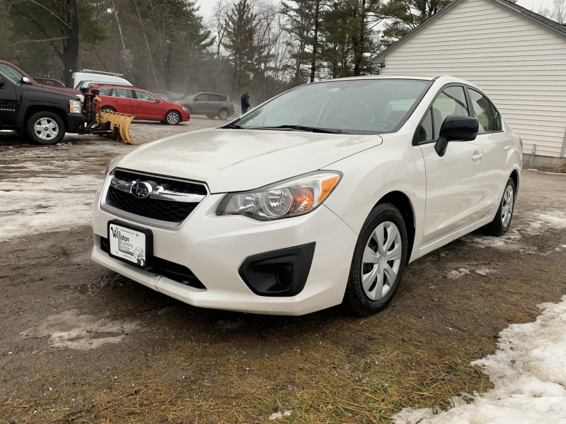 Subaru Impreza 2013 price $8,995