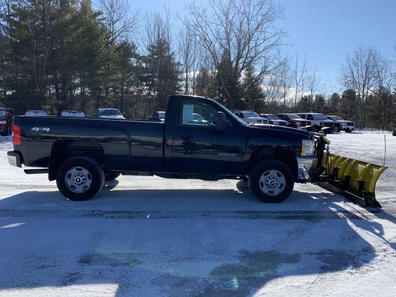 Chevrolet Silverado 2500HD 2012 price $14,985