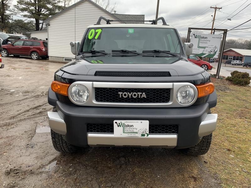 Toyota FJ Cruiser 2007 price $13,895
