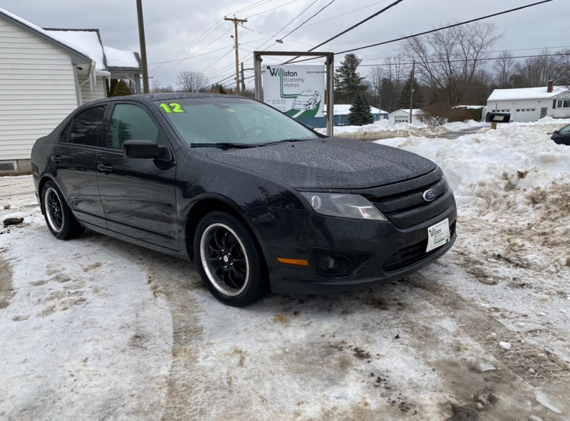 Ford Fusion 2012 price $3,795