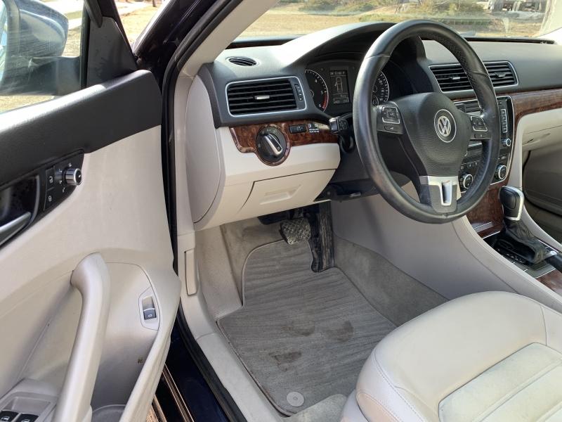 Volkswagen Passat 2013 price $10,895