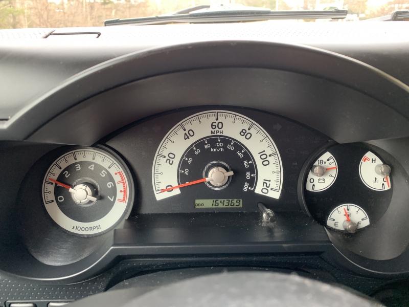 Toyota FJ Cruiser 2007 price $9,895