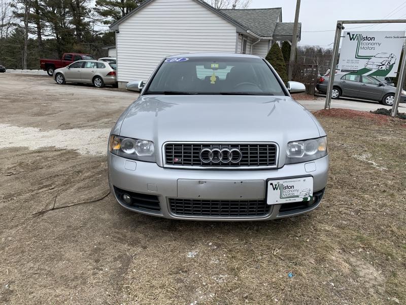 Audi S4 2004 price $5,895
