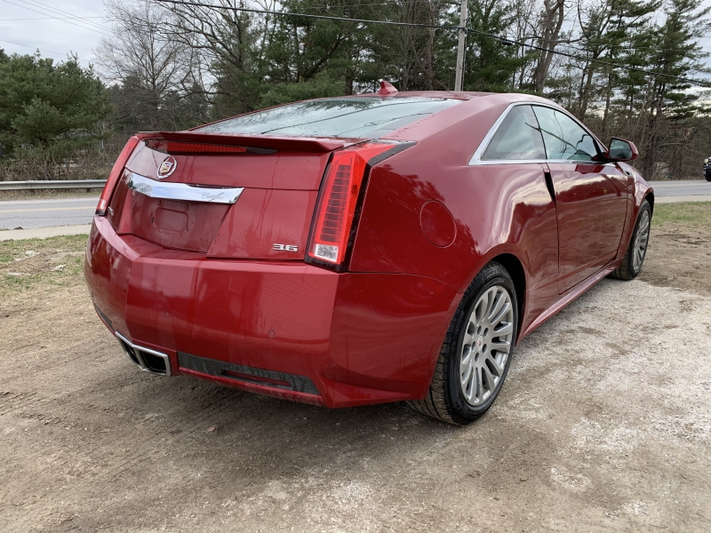 Cadillac CTS 2011 price $7,995