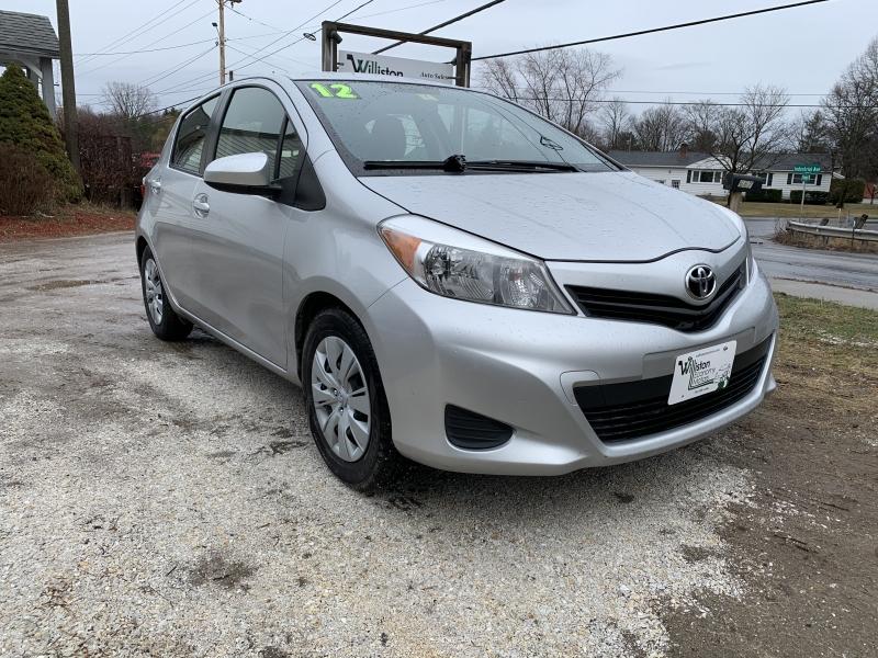 Toyota Yaris 2012 price $5,785