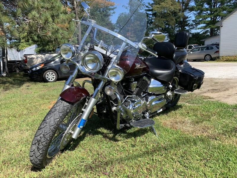 Yamaha V Star 2007 price $4,995