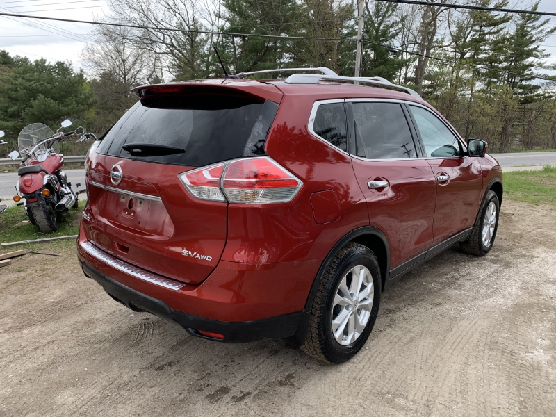 Nissan Rogue 2016 price $11,985
