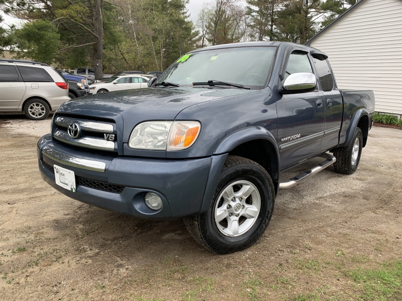 Toyota Tundra 2006 price $7,895