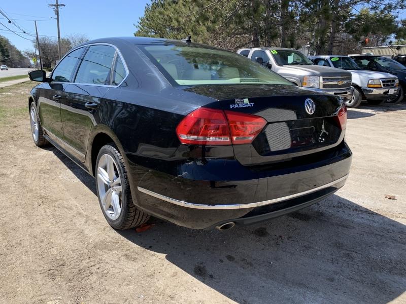 Volkswagen Passat 2012 price $8,495