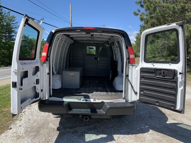 Chevrolet Express Cargo Van 2012 price $8,995