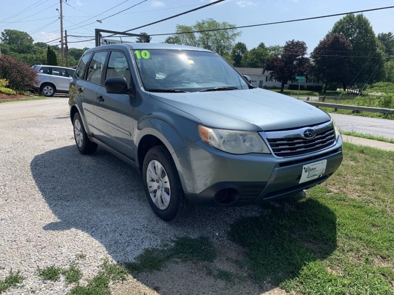 Subaru Forester 2010 price $5,795