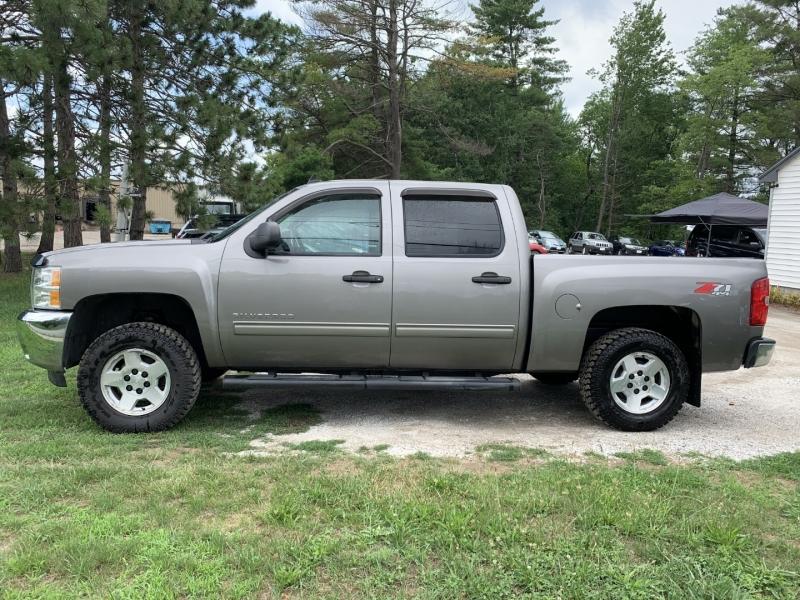 Chevrolet Silverado 1500 2013 price $16,895