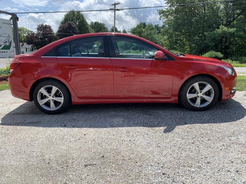 Chevrolet Cruze 2013 price $5,985