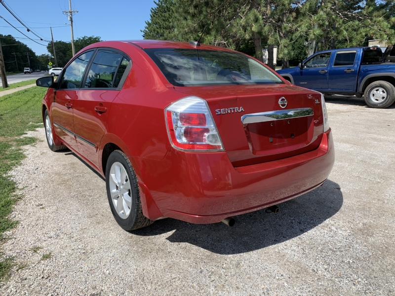 Nissan Sentra 2010 price $4,885