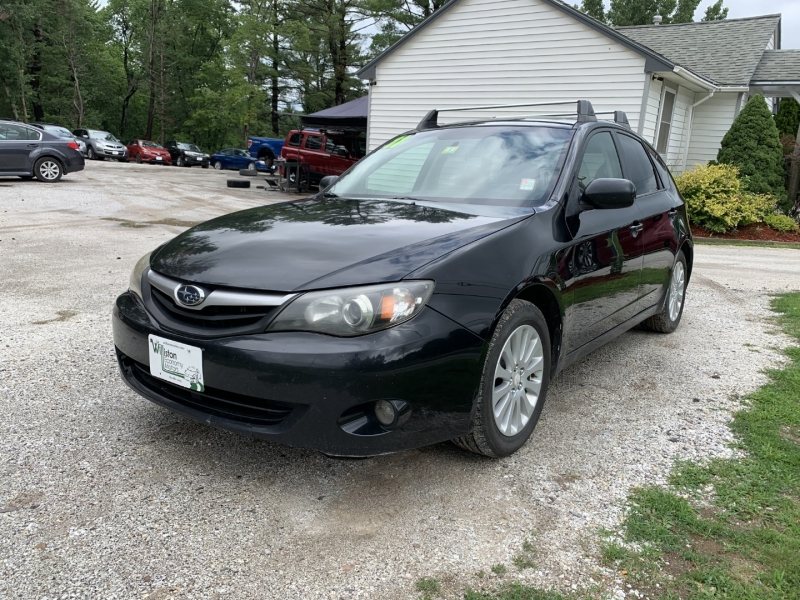 Subaru Impreza 2011 price $4,985