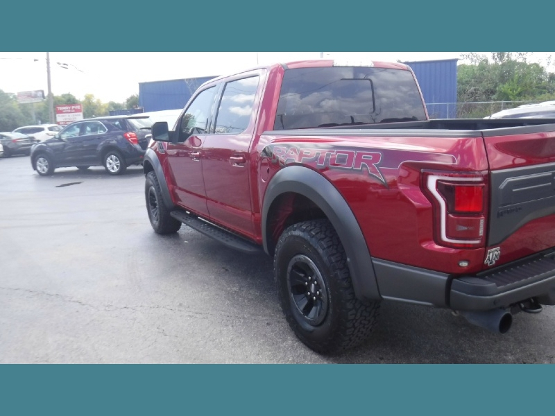 Ford F-150 2018 price $59,000