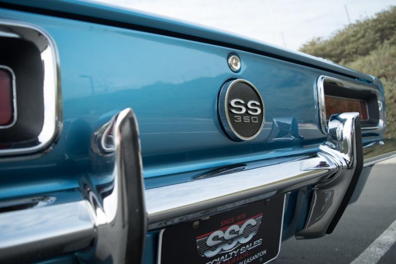 1967 Chevrolet Camaro SS/RS