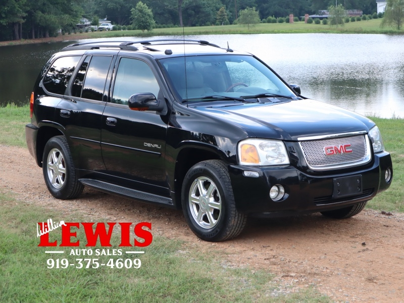 2005 Gmc Envoy 4dr 4wd Denali William Lewis Auto Sales Dealership In Zebulon