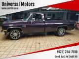 Chevrolet C/K 10 Series 1986